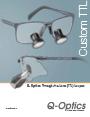 Q-Optics Custom TTL Loupes & Lights Brochure