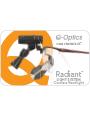 Q-Optics Radiant Light System Cordless Headlight Instructions